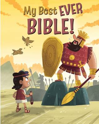 My Best Ever Bible by Victoria Tebbs