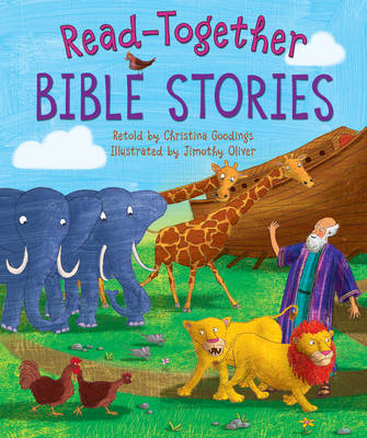 Read Together Bible Stories by Christina Goodings