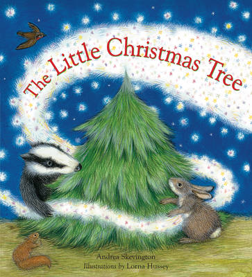 The Little Christmas Tree by Andrea Skevington