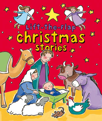Lift-the-flap Christmas Stories by Christina Goodings