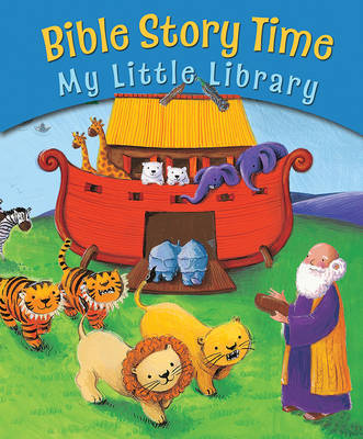 Bible Story Time My Little Library by Sophie Piper