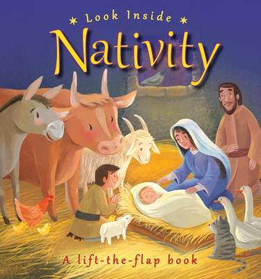 Look Inside Nativity by Lois Rock