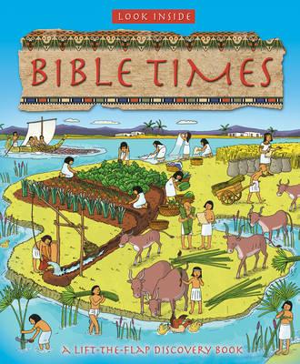 Look Inside Bible Times by Lois Rock