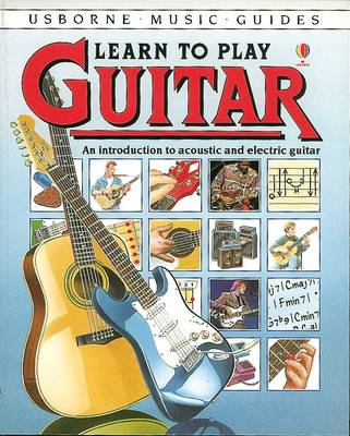 Learn to Play Guitar by Louisa Somerville, T. Pells