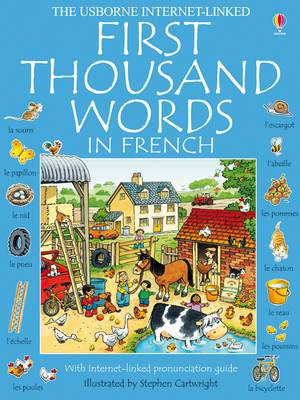 First 1000 Words: French by
