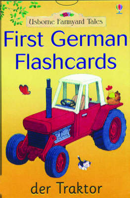Farmyard Tales: German Flashcards by Stephen Cartwright