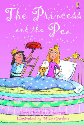 The Princess and the Pea by J Bingham