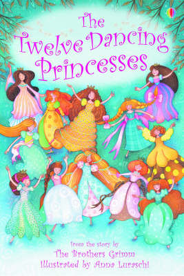 Twelve Dancing Princesses Gift Edition by E. Helborough