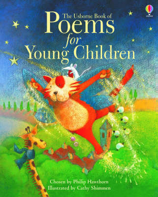 The Usborne Book of Poems For Young Children by Philip Hawthorn