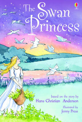 The Swan Princess Gift Edition by Rosie Dickins