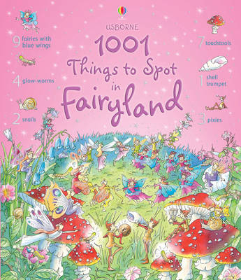 1001 Things to Spot in Fairyland by Gill Doherty