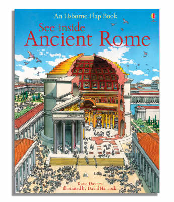 See Inside: Ancient Rome by Katie Daynes