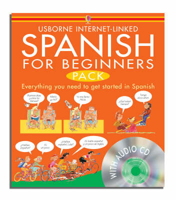 Spanish for Beginners by Angela Wilkes