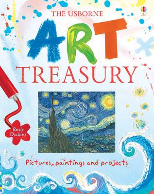 Art Treasury by Rosie Dickins