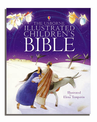Illustrated Children's Bible by Elena Temporin