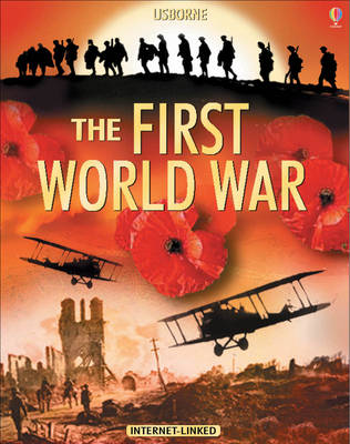 The Usborne Introduction to the First World War In Association with the Imperial War Museum by Ruth Brocklehurst, Henry Brook