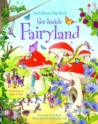 See Inside Fairyland by Susanna Davidson