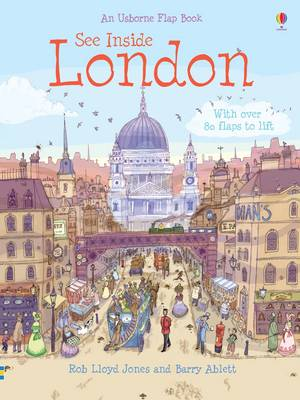 See Inside London by Katie Daynes, Rob Lloyd Jones