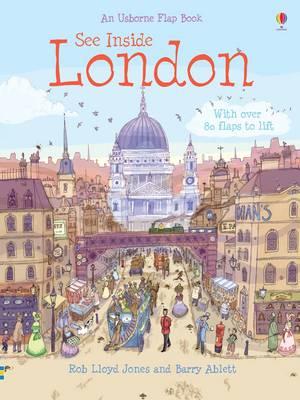 See Inside: London by Katie Daynes, Rob Lloyd Jones