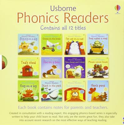 Phonics Readers by Stephen Cartwright