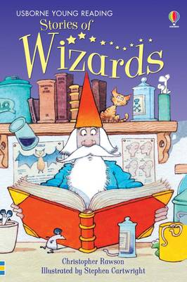 Stories of Wizards by Christopher Rawson