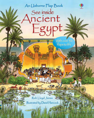 See Inside: Ancient Egypt by