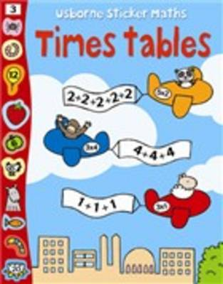 Times Tables by Fiona Watt