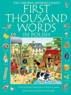 First Thousand Words in Polish by Mairi Mackinnon