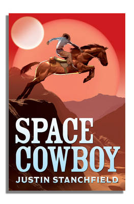 Space Cowboy by Justin Stanchfield