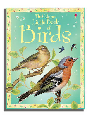 Little Book of Birds by Sarah Khan