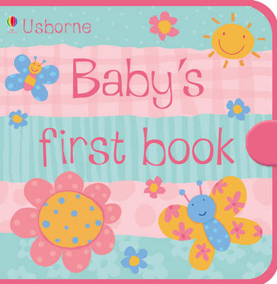 Baby's First Book Boys by Fiona Watt