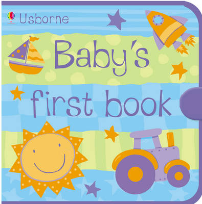 Baby's First Book Girls by Fiona Watt