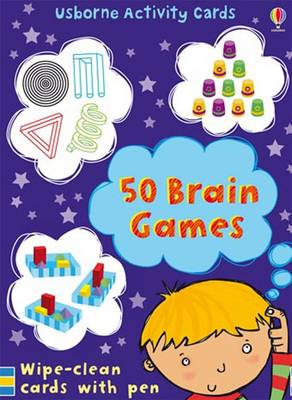 50 Brain Games by Sam Meredith