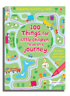 100 Things for Little Children to Do on a Journey by Catriona Clarke