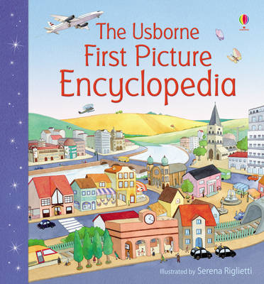 First Picture Encyclopedia by Minna Lacey