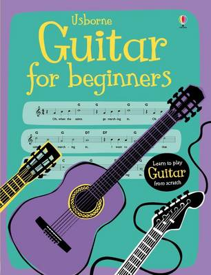 Guitar for Beginners by Minna Lacey