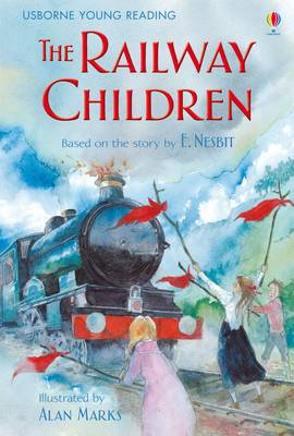 Usborne Guided Reading Packs The Railway Children by Mary Sebag-Montefiore