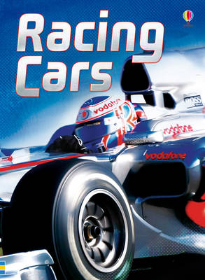 Racing Cars by Katie Daynes