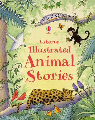 Illustrated Animal Stories by Lesley Sims