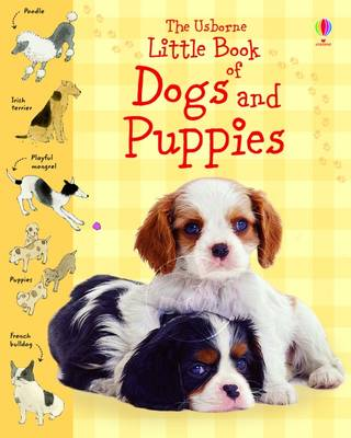 Little Book of Dogs and Puppies by Philip Clarke