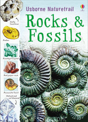 Rocks, Minerals and Fossils by Struan Reid