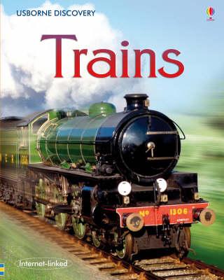 Trains by Stephanie Turnball