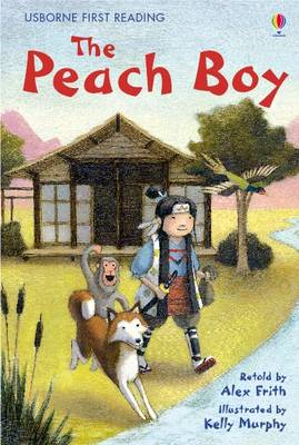 The Peach Boy by Alex Frith