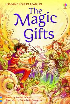 The Magic Gifts by Russell Punter
