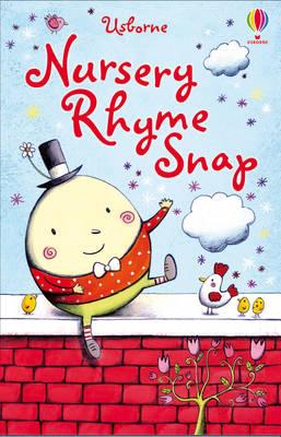 Nursery Rhyme Snap by Fiona Watt