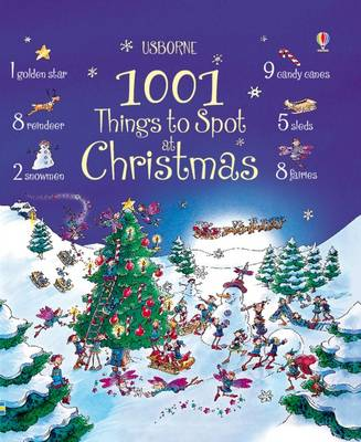 1001 Things to Spot at Christmas by Alex Frith