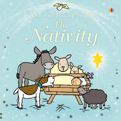 Touchy-feely Nativity by Fiona Watt