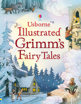 Illustrated Stories from Grimm by Ruth Brocklehurst, Gill Doherty