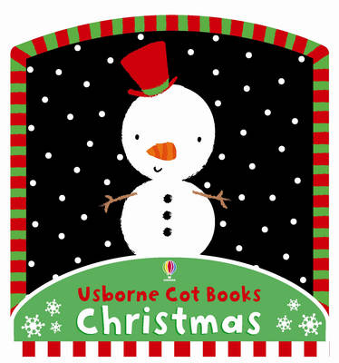 Usborne Cloth Books: Christmas by Stella Baggott
