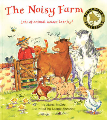 The Noisy Farm by Marni McGee